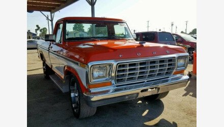 1978 Ford F150 for sale 101223693