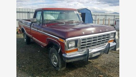 1978 Ford F150 for sale 101255567