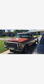 1978 Ford F150 2WD Regular Cab XL for sale 101258977