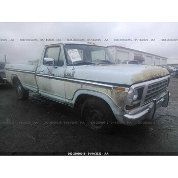 1978 Ford F150 for sale 101268813