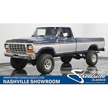 1978 Ford F150 for sale 101325743