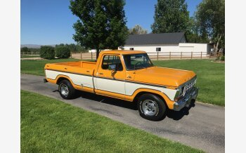 1978 Ford F150 2WD Regular Cab for sale 101361000
