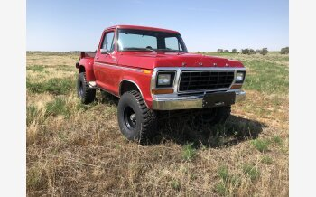 1978 Ford F150 4x4 Regular Cab for sale 101388488