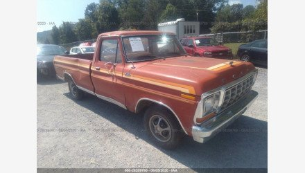 1978 Ford F150 for sale 101409047
