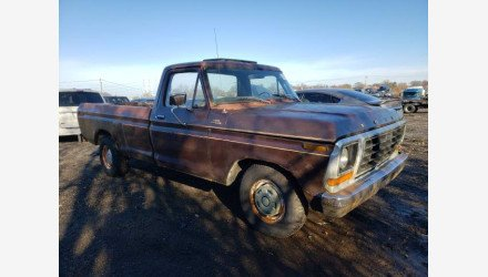 1978 Ford F150 for sale 101439315
