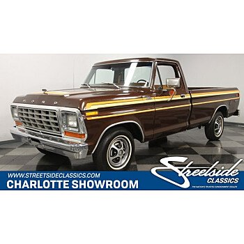 1978 Ford F150 for sale 101441621