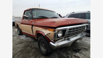 1978 Ford F150 for sale 101459466