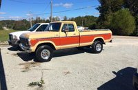 1978 Ford F250 4x4 Regular Cab for sale 101069369
