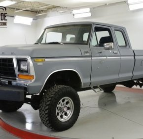 1978 Ford F250 >> 1978 Ford F250 Classics For Sale Classics On Autotrader