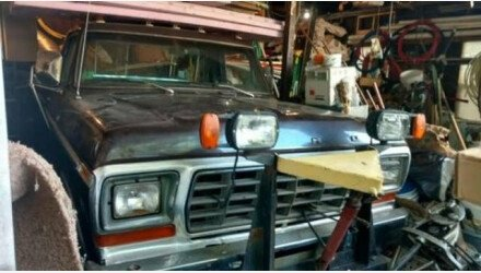 1978 Ford F250 for sale 101224206
