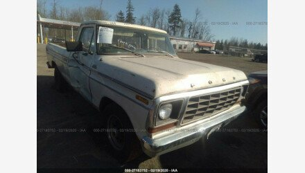 1978 Ford F250 for sale 101289891