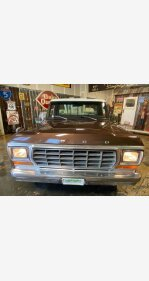 1978 Ford F250 for sale 101375225