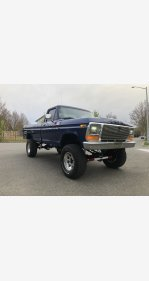 1978 Ford F250 4x4 Regular Cab for sale 101375374