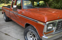 1978 Ford F250 2WD SuperCab for sale 101398664