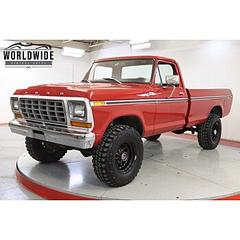 1978 Ford F250 for sale 101400982