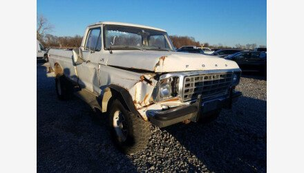 1978 Ford F250 for sale 101410532