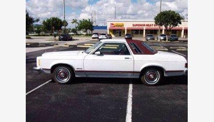 1978 Ford Granada for sale 101416111