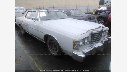 1978 Ford LTD for sale 101102501