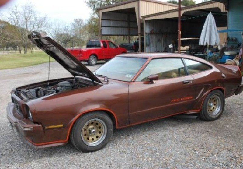 1978 Ford Mustang Classics For Sale Classics On Autotrader