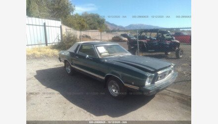 1978 Ford Mustang for sale 101409084