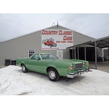 1978 Ford Ranchero for sale 101330629