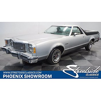 1978 Ford Ranchero for sale 101437579