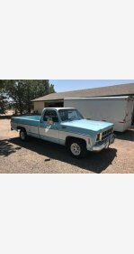 1978 GMC C/K 1500 for sale 101001678