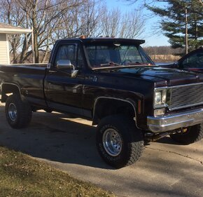 1978 GMC C/K 1500 for sale 101148676