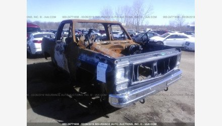 1978 GMC Jimmy for sale 101129216