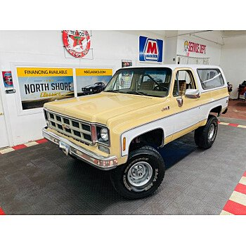 1978 GMC Jimmy for sale 101526481