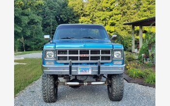 1978 GMC Pickup for sale 101346040