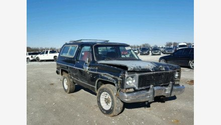 1978 GMC Pickup for sale 101108537