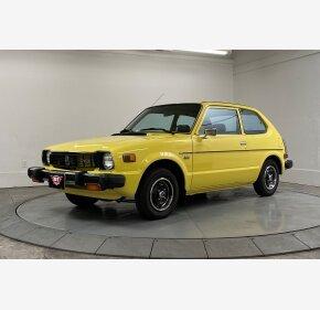 1978 Honda Civic for sale 101400355