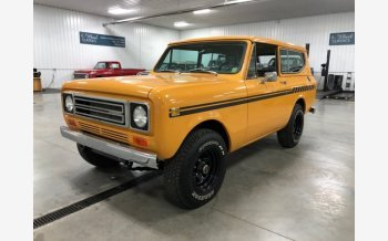 1978 International Harvester Scout for sale 101065210