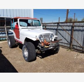 1978 Jeep CJ-5 for sale 100866505