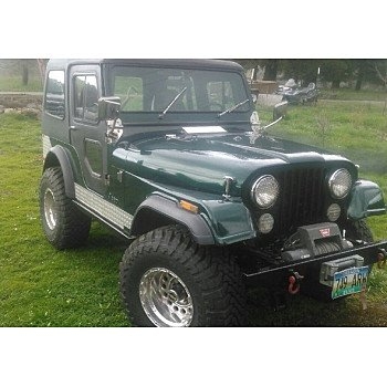 1978 Jeep CJ-5 for sale 100969131