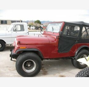 1978 Jeep CJ-5 for sale 101080147