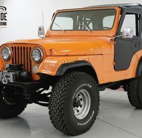 1978 Jeep CJ-5 for sale 101136626