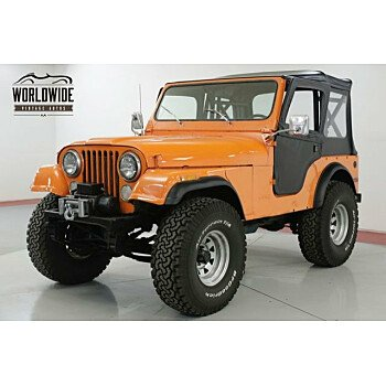 1978 Jeep CJ-5 for sale 101136626