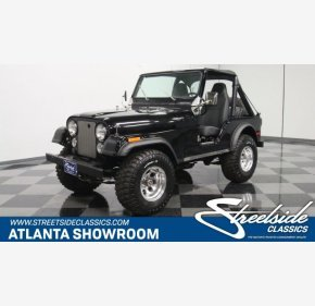 1978 Jeep CJ-5 for sale 101163888