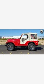 1978 Jeep CJ-5 for sale 101211853