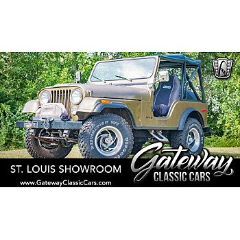 1978 Jeep CJ-5 for sale 101211860