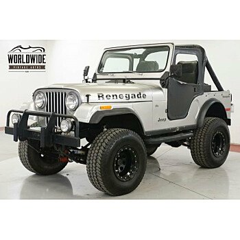 1978 Jeep CJ-5 for sale 101237116