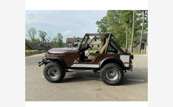 1978 Jeep CJ-5 for sale 101344179