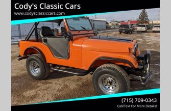 1978 Jeep CJ-5 for sale 101439602