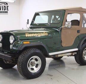 1978 Jeep CJ-5 for sale 101448709