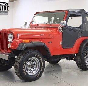1978 Jeep CJ-5 for sale 101465894