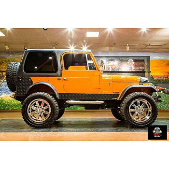 1978 Jeep CJ-7 for sale 100997270