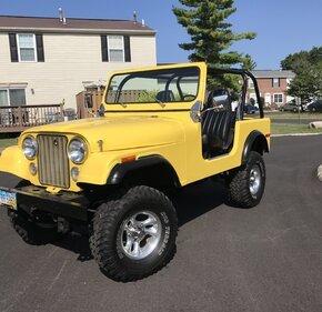 1978 Jeep CJ-7 for sale 101008386
