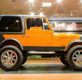 1978 Jeep CJ-7 for sale 100997270